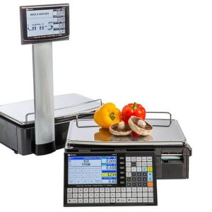 Retail Label Printing Scales
