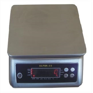 Micro SS - weight only portion scal