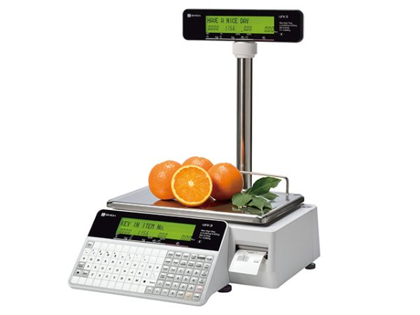 Ishida - Uni-3 Label Printing Scale