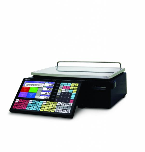 Ishida Bench-Uni-5 - Label Printing Scale